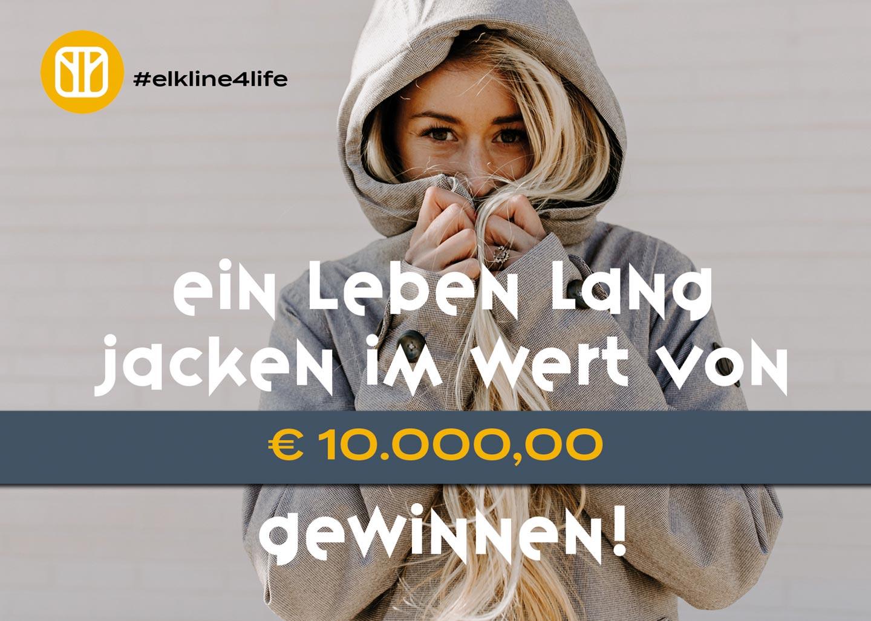 Gewinnspiel Elkline4life