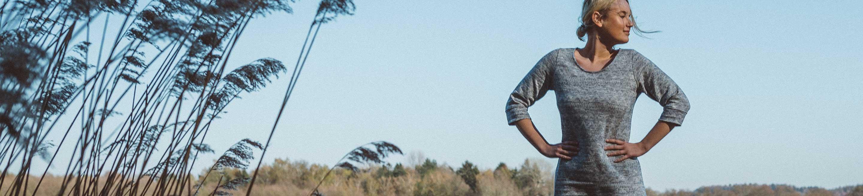 nachhaltige damen kleider & röcke | elkline